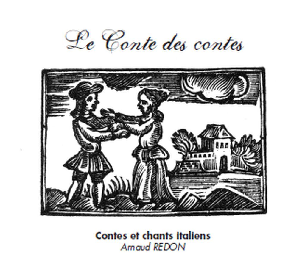 Le Conte des contes Le CD
